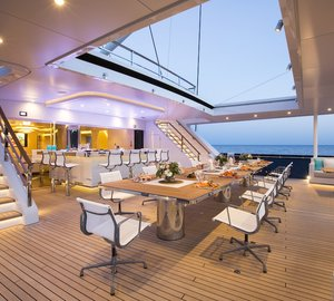 Balearics gain in popularity as the number of super yachts for charter grows