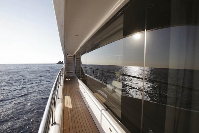 Benetti Mediterraneo 116' MY Oli - exterior