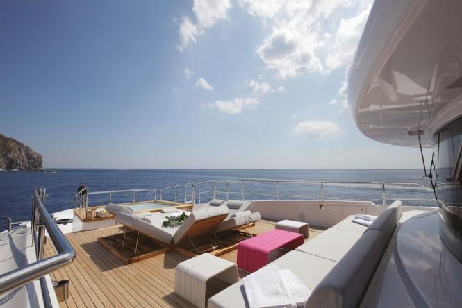 Benetti Mediterraneo 116' - MY Oli - exteriors