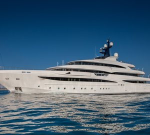 CRN Superyacht Cloud 9 Delivered and Ready for Charter