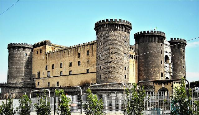 Castel Nuovo, Naples. Photo credit: Carlo Raso