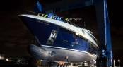 Close up: Motor yacht N2H at Rossi Navi