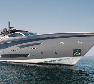Couach Unveils 37m Superyacht 3700 Sport