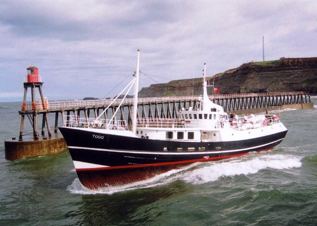 Expedition Yacht Togo Built In 1965 By Richard Dunston