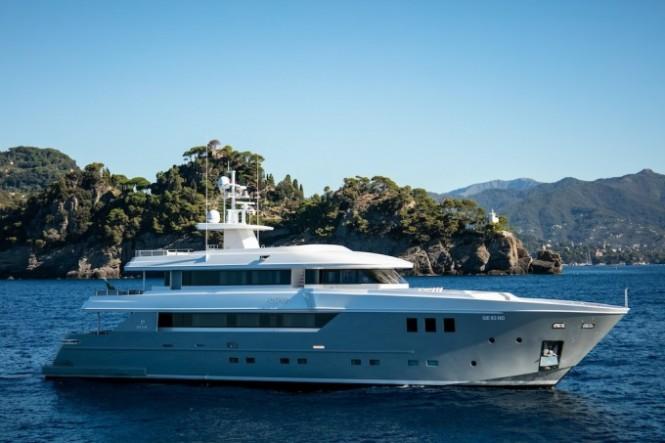 Motor yacht Gipsy