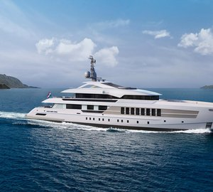 Heesen Superyacht Project Antares Sold