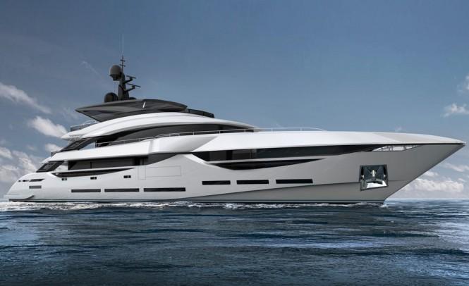 Superyacht ISA 50m Classic