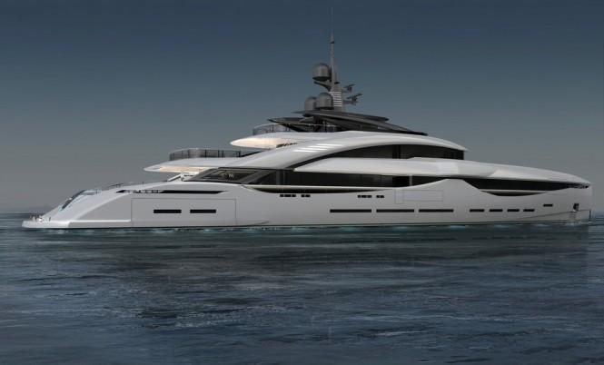 Superyacht ISA 67GT