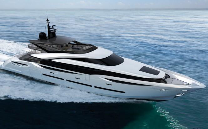 Superyacht ISA 120 Sport