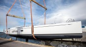 Lot 99 - new sailing yacht launched by Nautor's Swan