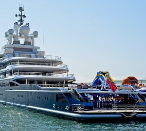 10 Superyachts and their Outstanding Aft Decks