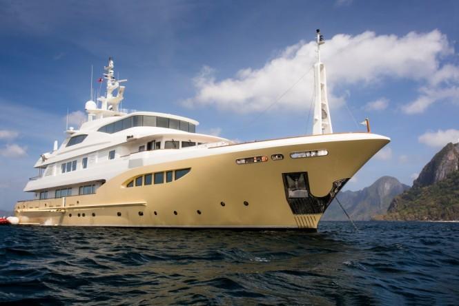 Luxury yacht JADE 959 - Built by Jade Yachts