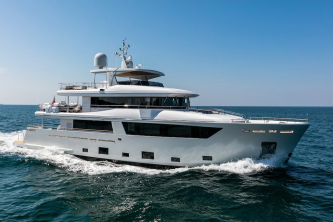 Luxury yacht NARVALO
