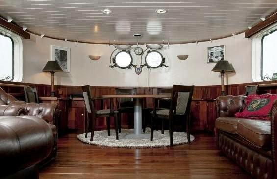 Luxury yacht TOGO - Salon