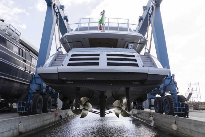 Mangusta Overmarine launched Mangusta Oceano 42