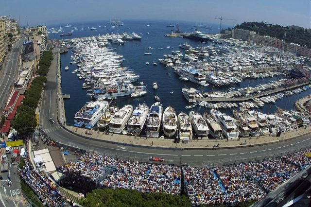 Monaco Grand Prix. Photo credit: Larry Koester