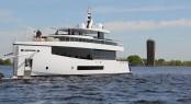 Motor Yacht CID. Copyright Feadship