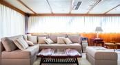 Motor yacht AURIANE - Lounge