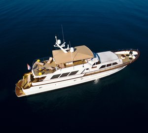 Charter 30m yacht Auriane in Croatia this Summer