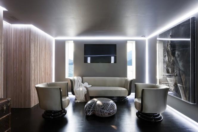 Motor yacht BLADE - Interior