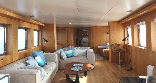 Motor yacht HAPPY DAY - Salon