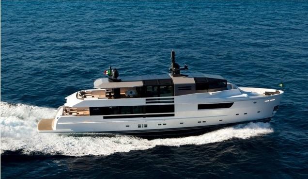 Motor yacht JURATA