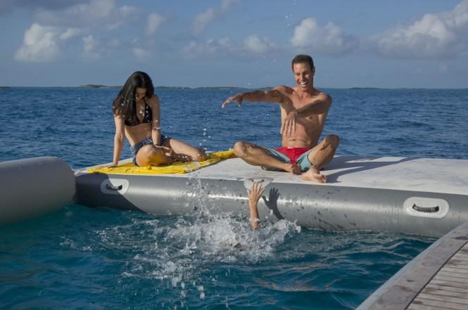 Motor yacht MARCATO - Water toys