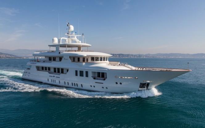 Motor yacht PRIDE - Built by Mondo Marine