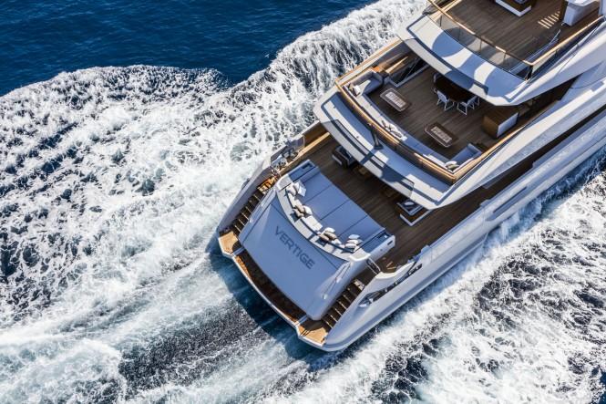 Motor yacht Vertige