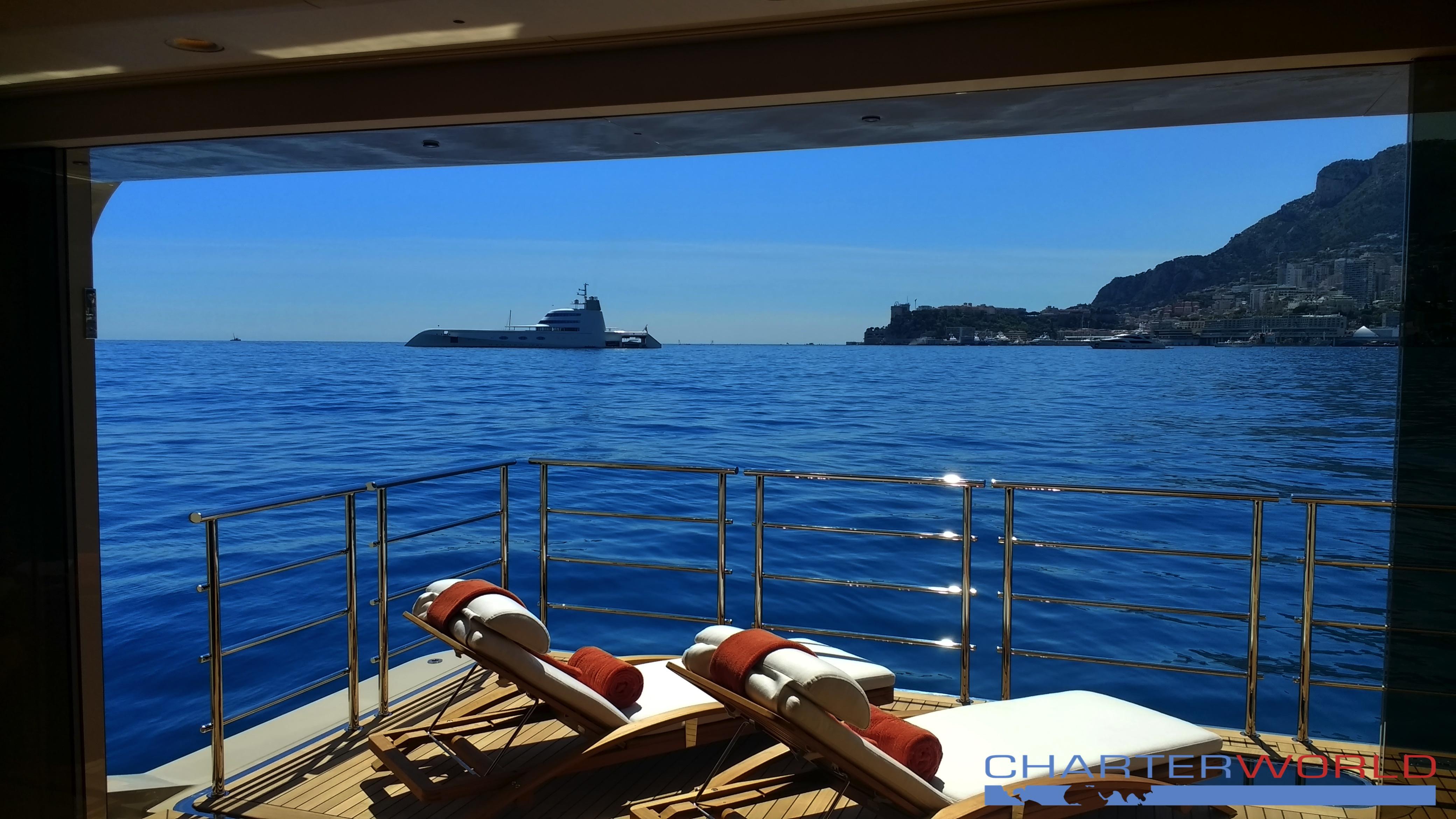 Motoro Yacht A. Monaco. Photo credit Nicolas Benazeth.CharterWorld