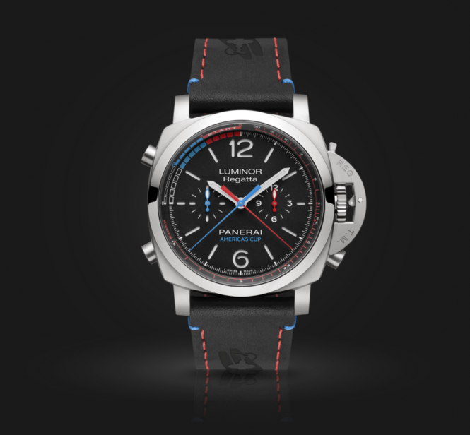 Officine Panerai - Luminor 1950 Regatta Oracle Team USA 3 Days Chrono Automatic Titano - 47mm