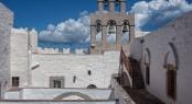 Patmos Monastery. Photo credit Yiannis Theologos Michellis