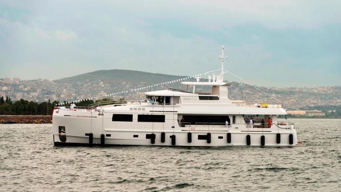 Project Serenitas II - Mengi-Yay Yachts