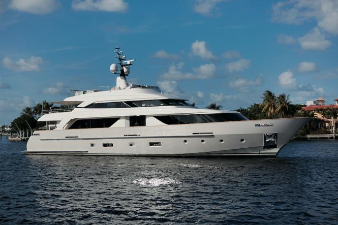 SD 112 Sanlorenzo motor yacht