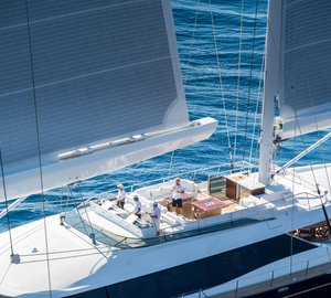 Interview with the Owner of Sailing Yacht Q: What Makes this Charter Yacht Highly Successful?