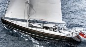 Sailing yacht BLISS - Built by Yachting Developments