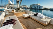 Sailing yacht SPIRIT OF THE C'S - Sundeck with hot tub