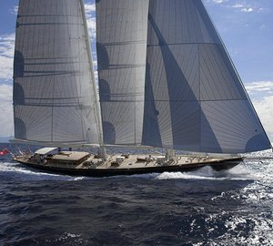Unwind on a Mediterranean charter aboard sailing yacht This Is Us