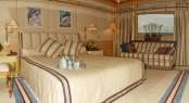 Superyacht BELLA STELLA - Master suite