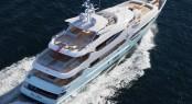 Superyacht BLUSH - Built by Sunseeker