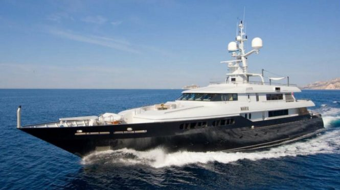 Superyacht MARIU - Built by Codecasa