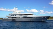 Superyacht STEP One - Built by Amels as one of the exclusive 180 range