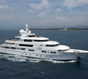 Special offer: Attend Cannes and Monaco events at a reduced rate aboard Mediterranean charter yacht Titania