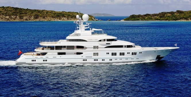 Superyacht TV - Built by Lurssen