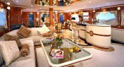 Superyacht WHEELS - Main salon