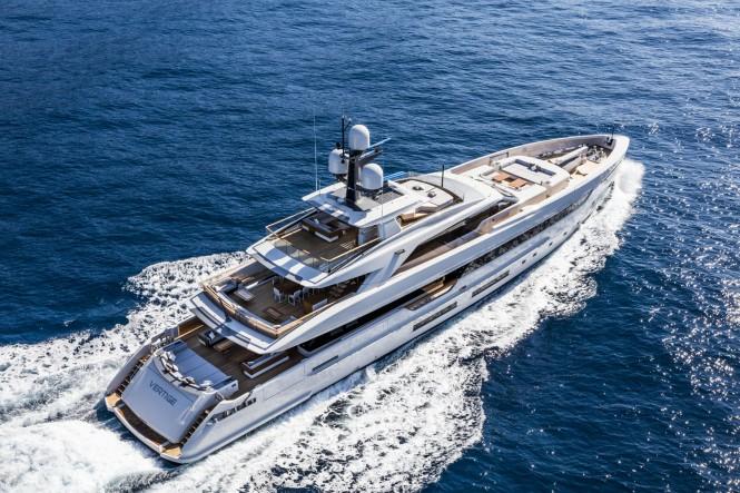 TANKOA 501 Luxury superyacht Vertige