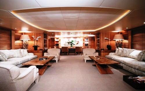 Yacht ALEXANDRA - Main Salon