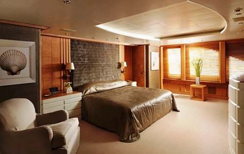 Yacht ALEXANDRA - Master Cabin