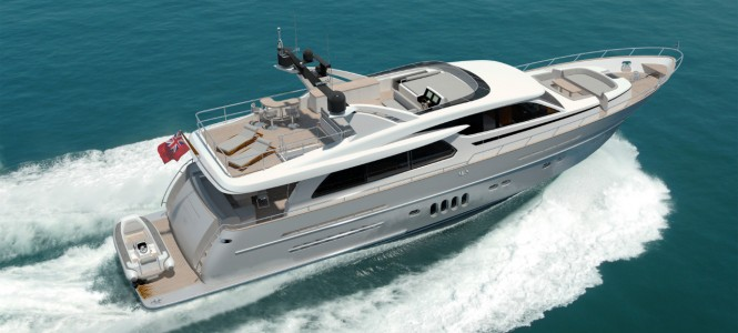 motor yacht Anemeli
