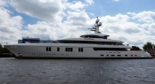 73m Feadship Superyacht Hasna. Photo credit Dutch Yachting00006
